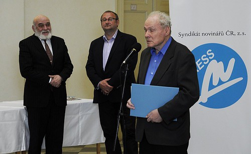 """Novinářská soutěž """"Média na pomoc památkám"""", 18. ročník. Vyhlášení výsledků, 7.4.2015"""
