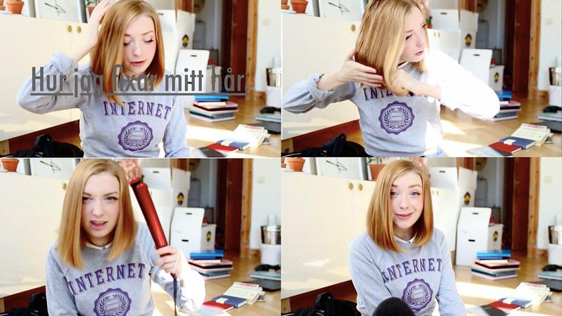 how i do my hair.