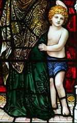 Charity's child