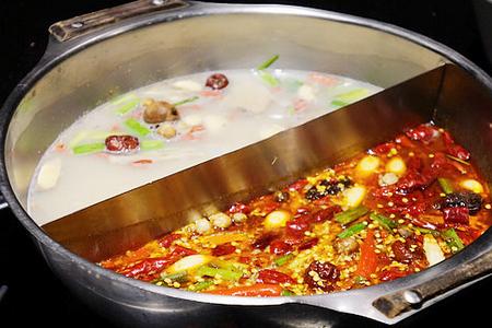 小蒙牛頂級養生麻辣鍋~小鮮肉吃到飽的蒙古孜然鴛鴦辣香鍋物料理