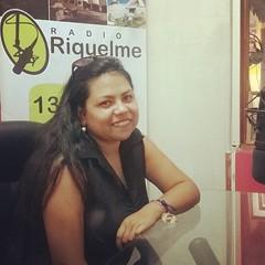 En radio Riquelme de la  comuna de Coquimbo... Estoy waliki :thumbsup::thumbsup::blush: