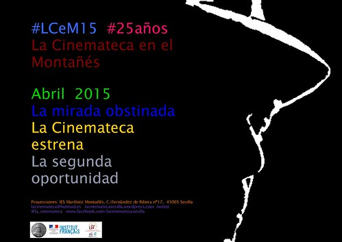 #LCeM15 abril 2015 cartel