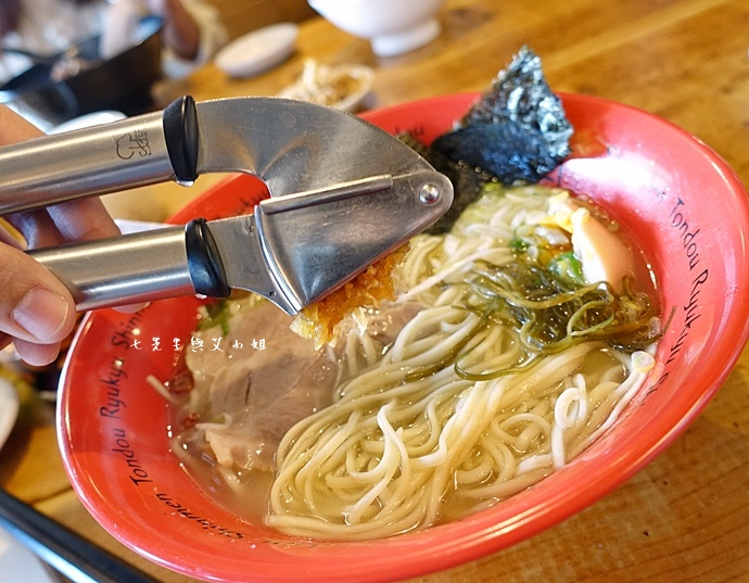 27 沖繩必吃通堂拉麵 琉大北口店