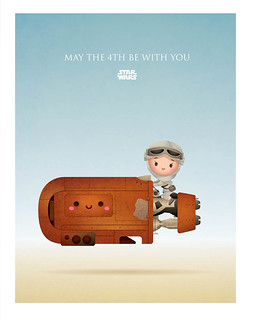May The 4th Be With You 2015