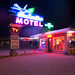 The Blue Swallow in Tucumcari by j3studio