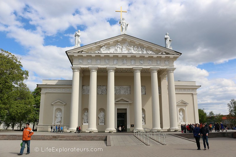 Cathedral of Vilnius