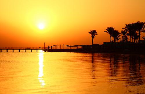 sunrise redsea egypt sonnenaufgang ägypten rotesmeer wernerboehm