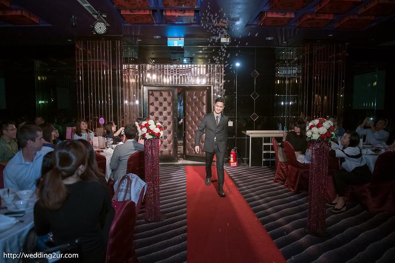台中婚攝@台中新天地崇德店_089立群&儀婷 訂結婚喜宴