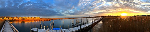 ocean travel blue sunset red sky panorama beach nature water clouds photoshop outdoors landscapes marine seasons dusk peaceful tranquility longisland imran fireisland lifestyles patchogue greatsouthbay imrananwar heronpointe iphone6plus