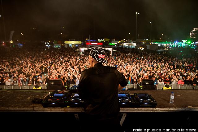 Mike Hawkins - Noites da Queima Porto '15