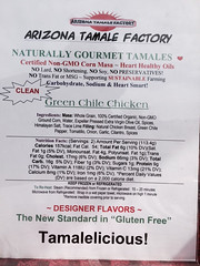 Arizona Tamale Factory: Naturally Gourmet from @ChefLindaLA