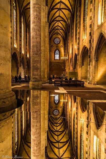 Reflected Cathedral