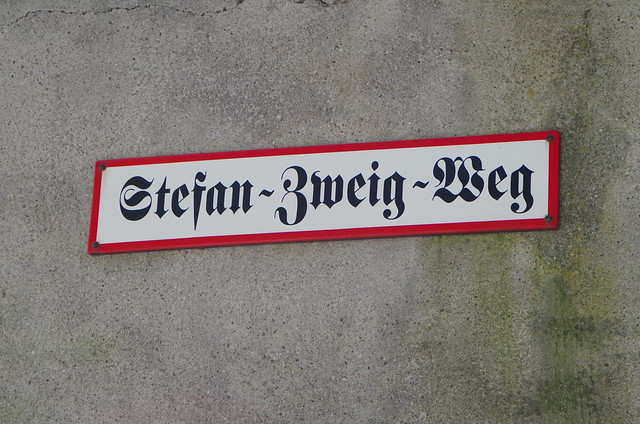 Header of Stefan Zweig
