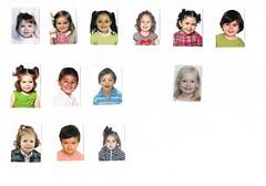Fotos de los de 5 años en Infantil I