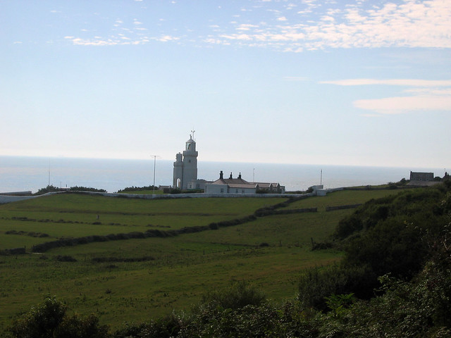 St Catherine's Lighthouse, Isle of Wight