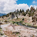 Hot Creek Geological Site by Angus R Shamal