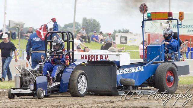 Tractorpulling Cadzand