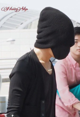 Big Bang - Incheon Airport - 29may2015 - G-Dragon - NoiizVip - 01