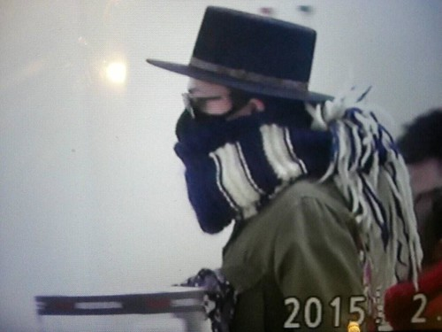 Big Bang - Gimpo Airport - 27feb2015 - G-Dragon - Captain G - 06