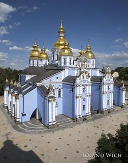 Kiev - St. Michael's Golden-Domed Monastery