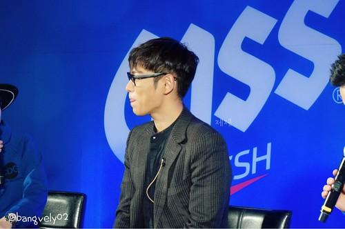 TOP Cass Fresh Pub Event Seoul 2016-01-18 by bangvely02 (5)