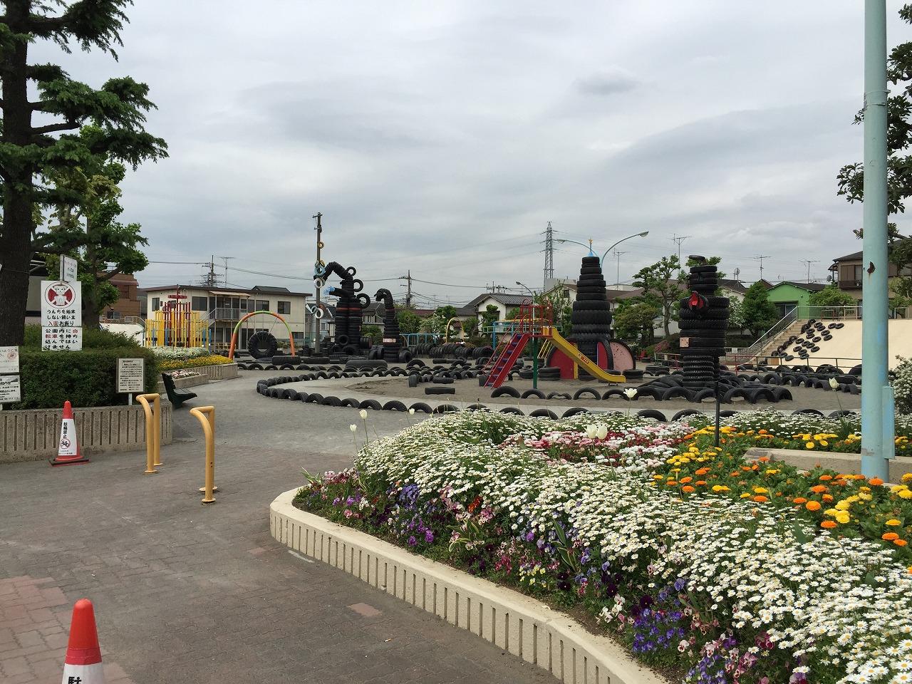 西六郷タイヤ公園