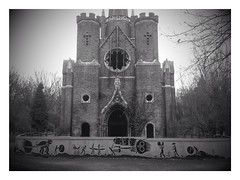 Abney Park graffiti