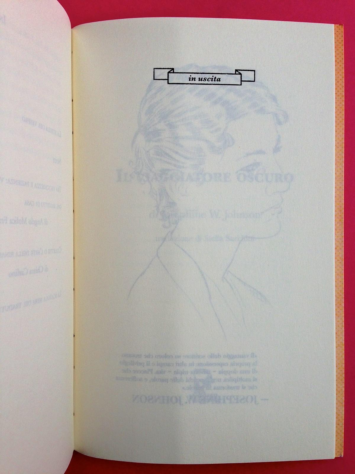 La stella del vespro, di Colette. Del Vecchio Editore 2015. Art direction, cover, illustrazioni, logo design: IFIX | Maurizio Ceccato. Pag. 271 (part.), 2