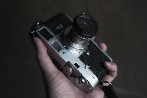 Leica M2/Summar 50mm f2.0/A36 Uva