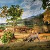 Diorama mamalia Jawa #museum #sangiran #solo #indonesiagram_nature