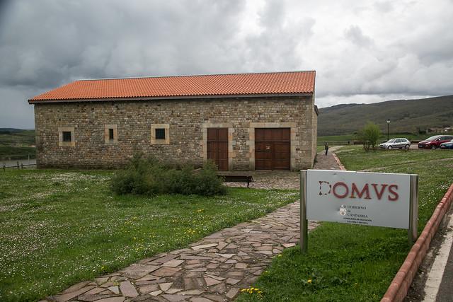 Asentamiento Julióbriga, Cantabria