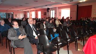 Il pubblico presente