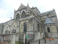 Romsey Abbey April 2015