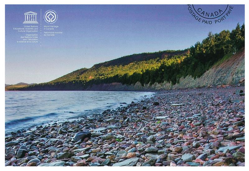 Canada - UNESCO - Miguasha national park