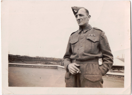 Soldier, 1930s