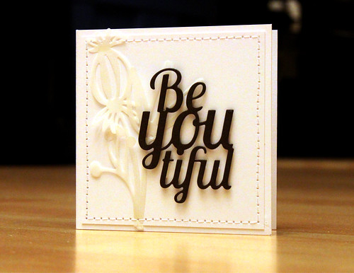 Ellen Hutson - Be-you-tiful Die
