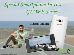 Bloom GLOBE Lite 3G Special Smartphone In Its GLOBE Series
