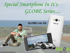 Bloom GLOBE Lite 3G Special Smartphone In Its GLOBE Series