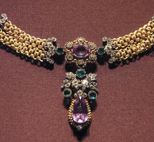 Part of jewels from the estate of Archduchess Sophie (1805-1872)