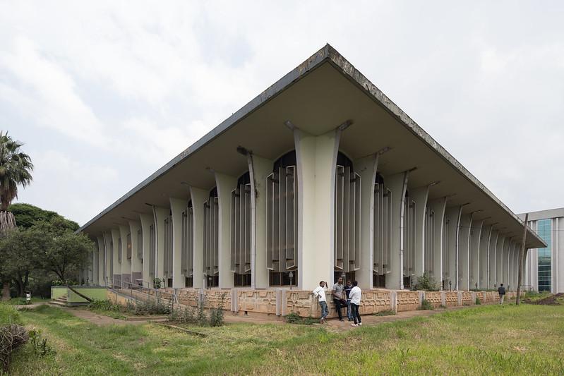 John F. Kennedy Library at Addis Ababa University