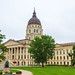 Kansas State Capitol by Eridony