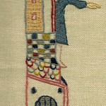 Lookout Tower, by Stamford Bridge Tapestry Project