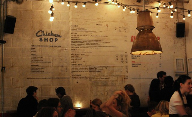 chicken shop whitechapel