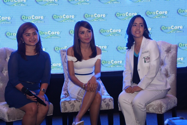 kathryn bernardo for oracare