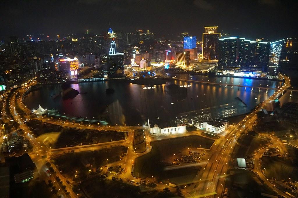360 Cafe Revolving Restaurant, Macau Tower - REVIEW Buffet-005