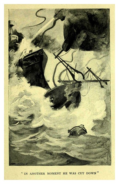 004-The war of the worlds-1898-Illust. Warwick Goble