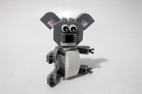 LEGO May 2015 Monthly Mini Build - Koala (40130)
