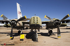 64-17653 - 7091 - USAF - Douglas B-26K Invader - Pima Air and Space Museum, Tucson, Arizona - 141226 - Steven Gray - IMG_8268