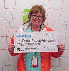 Debbie Eichhorn - $10,000 Fortune Frenzy