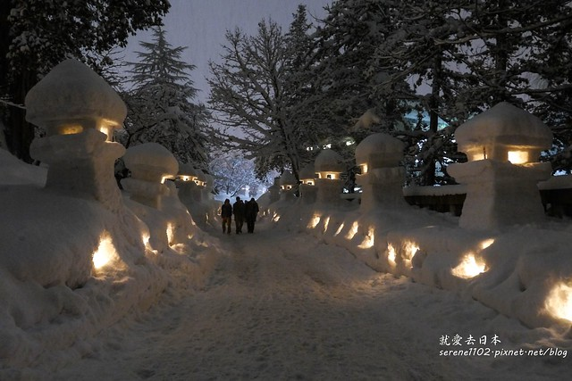 20150214米澤雪燈籠-10米澤雪燈籠-P-1260722
